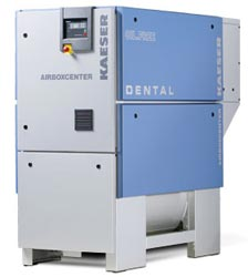 Kaeser Airbox Center 1000 Dental 12,5 bar