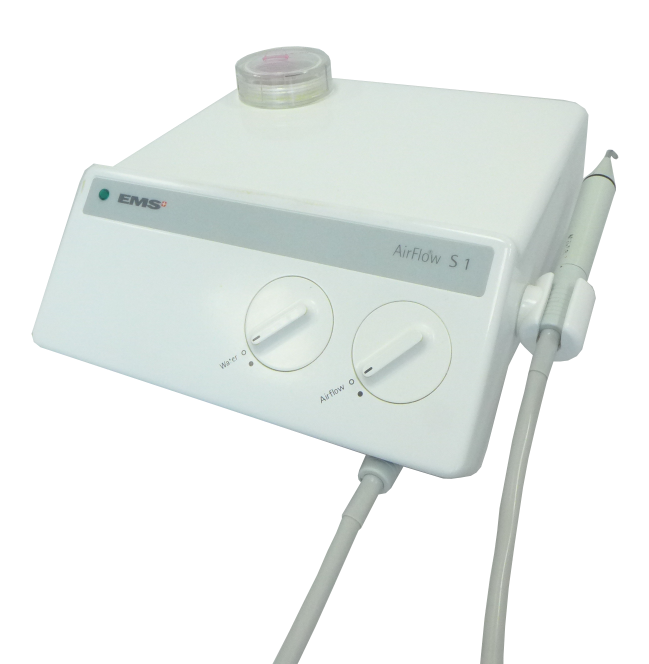 EMS Airflow S1 powder beam unit