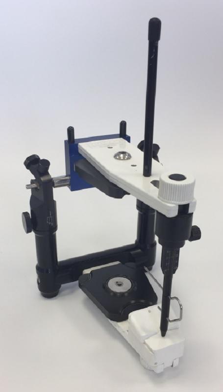 Artex Artikulator N mit Splitex-Platten / 126 mm