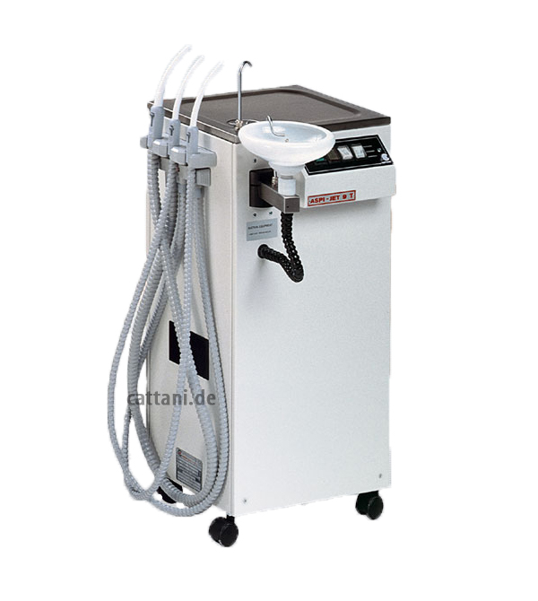 Cattani Aspi-Jet 9               fully-mobile suction