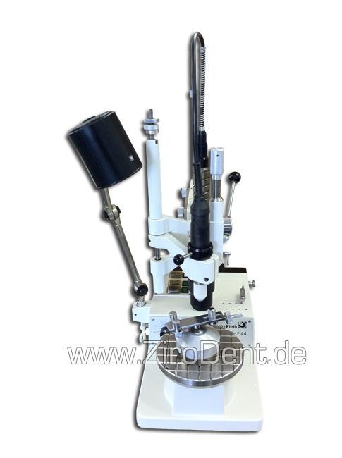 Harnisch & Rieth milling unit D-F 44 S