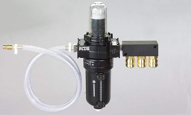 Renfert Hochleistungs-Druckluftfilter