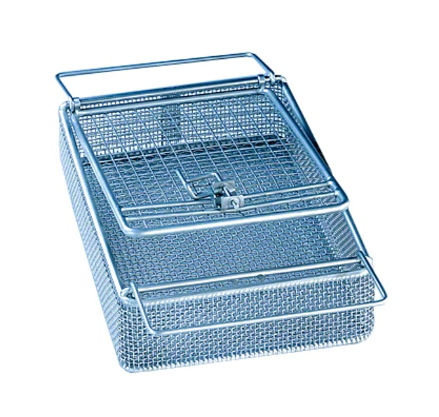 Miele E363 using 1/6 mesh tray with lid
