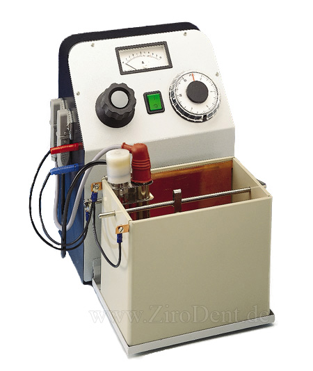 Mihm-Vogt EG-1   Electrolytic polishing unit