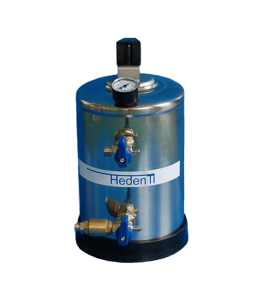 Hedent Inkoquell 6 water treatment