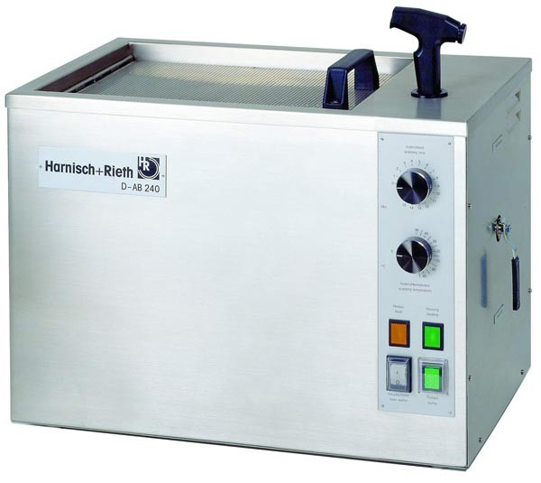 Harnisch & Rieth boil-out unit D-AB 240