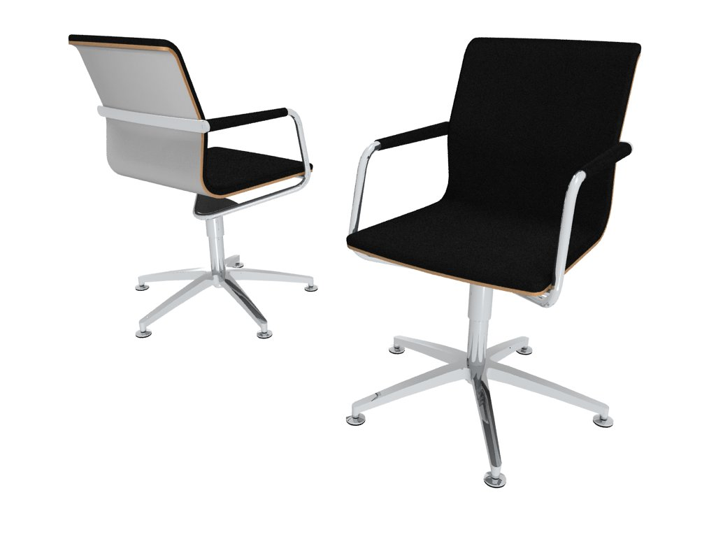 Martin Stoll senor conference swivel chair