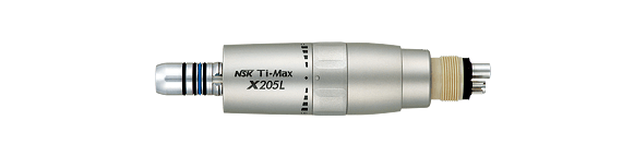 NSK air motor Ti-Max X205L with LED