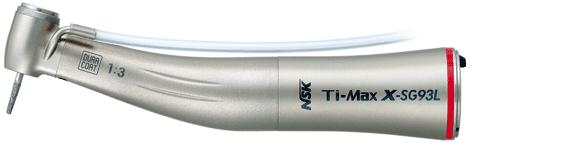 NSK Licht - Winkelstück Ti-Max X-SG93L