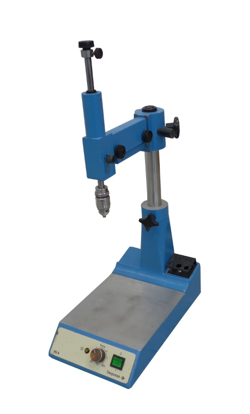 Degussa Blocking- a. measuring unit VG-4