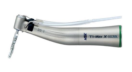 NSK Licht - Winkelstück Ti-Max X-SG20L